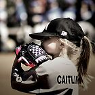 *Real Girls Use A Pink Rawlings Glove* by DeeZ (D L Honeycutt)