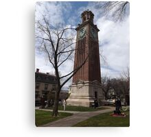 Carrie Tower, Brown University, Providence, Rhode Island Canvas Print