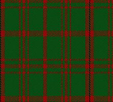 01074 Connel (Dalgliesh) Tartan Fabric Print Iphone Case by Detnecs2013