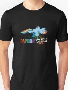 Rainbow Crash! T-Shirt