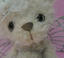Handmade bears from Teddy Bear Orphans - Serrana Fairy Sticker