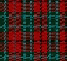 01082 Cook Tartan Fabric Print Iphone Case by Detnecs2013