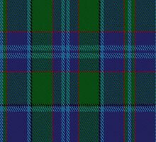 01087 Coopers & Lybrand Tartan Fabric Print Iphone Case by Detnecs2013