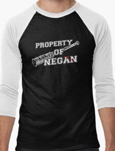 Property Of Negan Men's Baseball ¾ T-Shirt