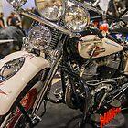 1960 Harley Panhead by Bill Spengler