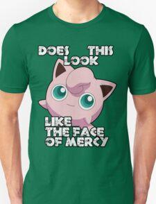 Jigglypuff - Face Of Mercy T-Shirt