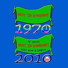Resist the Government - 1970 - 2010 by Buckwhite