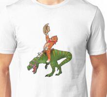 Rootin' Tootin' Rodeo Kitten Unisex T-Shirt