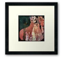 Mars Framed Print