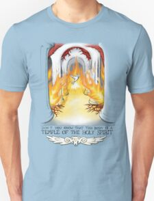 Temple of the Spirit T-Shirt