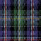 01604 Coutts 75th Tartan Fabric Print Iphone Case by Detnecs2013