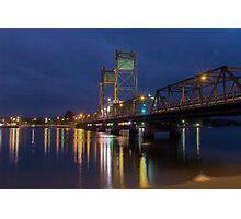 Bridge Over The Clyde Photographic Print