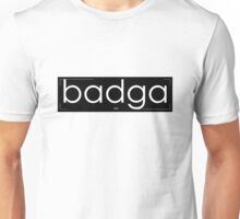 Badga 2013 Logo Unisex T-Shirt