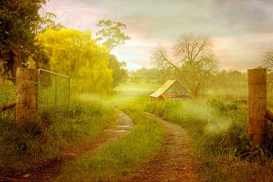 Hahndorf, Adelaide Hills SA by Mark Richards