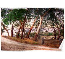 Woodside, Adelaide Hills SA  Poster