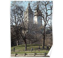 San Remo from Central Park Poster