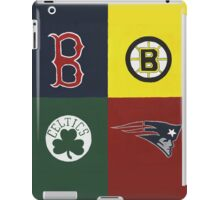 Boston Sports Lovah  iPad Case/Skin