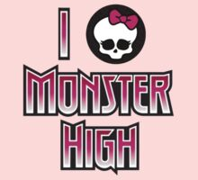 I Heart Monster High by PhoebeA