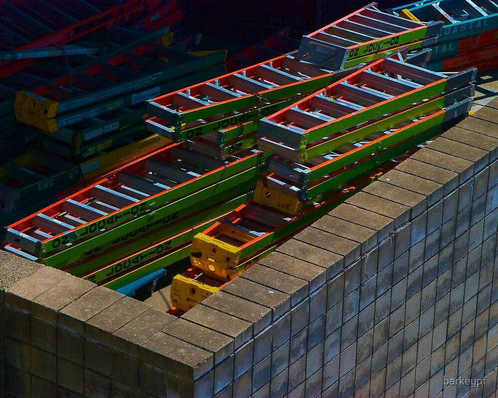 Roof Ladders by barkeypf