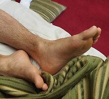 Male feet by jeffconti