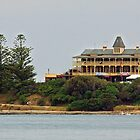 Pacific Hotel, Lorne by Andy Berry