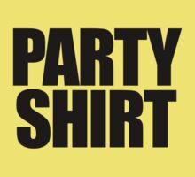 PARTY SHIRT Kids Clothes