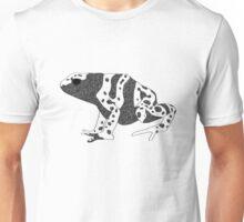 Yellow Banded Poison Dart Frog Unisex T-Shirt