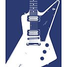 Gibson Explorer by Jason Jeffery