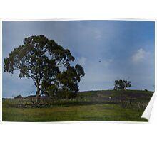 Mernda Landscape Poster