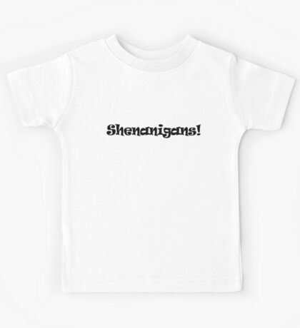 Shenanigans! Kids Clothes