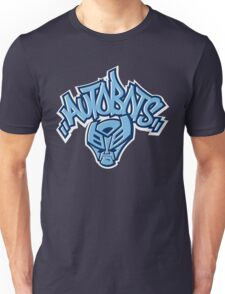GRAFF STYLE AUTOBOTS Unisex T-Shirt
