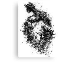A Dark Cave Canvas Print