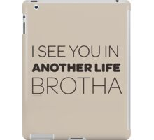 Lost - BROTHA iPad Case/Skin
