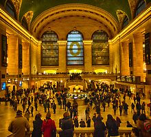 Grand Central by Adam Northam