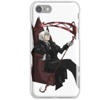Vampire Lord iPhone Case/Skin