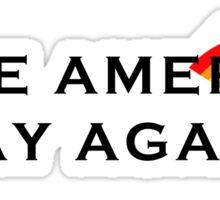 Make America Gay Again -Anti-Trump Pro-LGBTQ Sticker