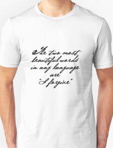 I forgive. T-Shirt