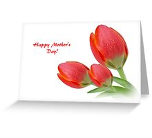 Happy Mother's Day Greeting Card Greeting Card