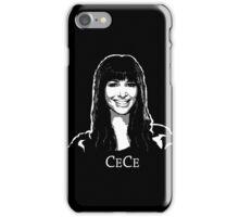 Cece iPhone Case/Skin