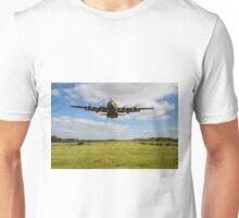 C130 Hercules Landing Unisex T-Shirt