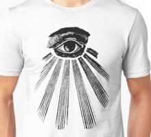 The all seeing  Unisex T-Shirt