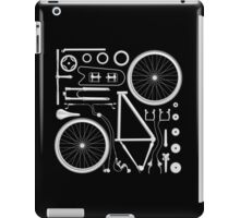 Exploded Bicycle iPad Case/Skin