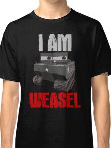 I Am Weasel Classic T-Shirt