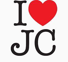 I LOVE JC Unisex T-Shirt