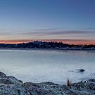 East Beach Sunrise, Low Head Tasmania, Australia by fotosic
