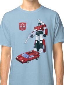 Sideswipe (light coloured T-shirts) Classic T-Shirt