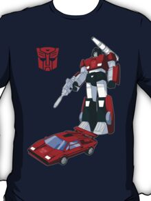 Sideswipe (dark coloured T-shirts) T-Shirt