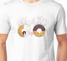 Breakfast in wonderland Unisex T-Shirt