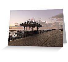 Last of the sun-Ryde Greeting Card