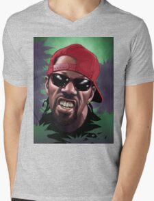 Sourdeezal Mens V-Neck T-Shirt